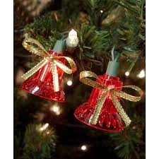 musical christmas lights set of 40 musical bell multi function christmas lights green