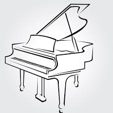 classical piano vector free