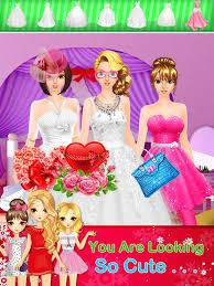 wedding doll dress up u0026 fashion games on the app store