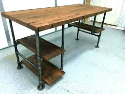 pipe table legs kit galvanized pipe kitchen table sweet galvanized pipe desk legs for