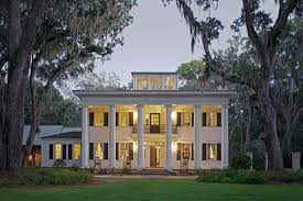 modern plantation homes modern antebellum a revival residence period homes