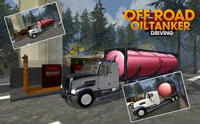 Fuel Truck Driver Off Road Oil Tanker Driving Android Apps On Google Play