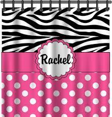 Pink Cheetah Print Bathroom Set by Colorful Curtains Zebra Curtains Print Bold Idea Bathroom Sets