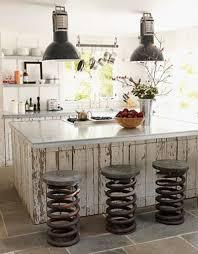 banc pour ilot de cuisine tabouret pour ilot central design en image