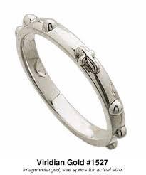 rosary ring 2 5mm rosary ring 1527