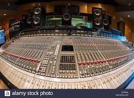 Studio Console Desk by Side View Of Ssl E Series Sound Mixing Desk With Focal