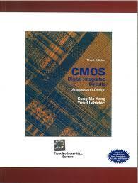 buy cmos digital integrated circuits analysis u0026 design book online