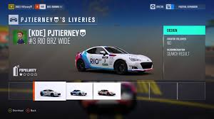 widebody cars forza horizon 3 forza horizon 3 show off your paints