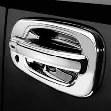 Chrome Exterior Door Handles Chrome Accessories Trim For Cars Trucks Suvs Carid