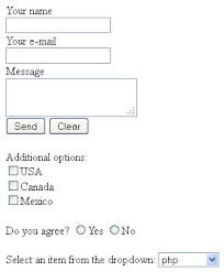 adding fields to the html contact form template monster help