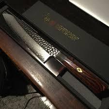 Japanese Kitchen Knives Australia 220mm Zanmai Hammered Damascus Gyuto Nu Ook Verkrijgbaar Op