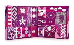 beauty advent calendar 12 beauty advent calendars to get you in the spirit