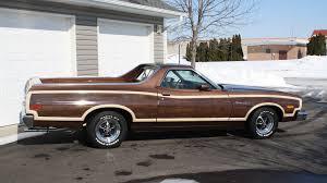 ranchero car 1974 ford ranchero squire f174 kansas city spring 2014