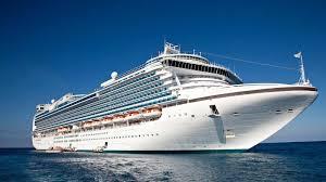 cruise vessels evac