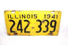 Illinois Vanity License Plates I Loved The License Plate Then I Read The Sticker On The Window