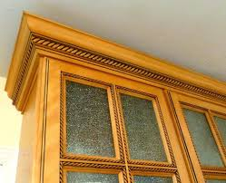How To Add Molding To Cabinet Doors Add Molding To Kitchen Cabinet Doors Nrtradiant Com