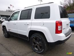 white jeep patriot 2016 2016 bright white jeep patriot sport 111951478 photo 3