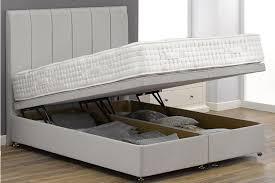 Divan Bed Frames Linen Fabric Ottoman Storage Divan Base Bedworld At Bedworld