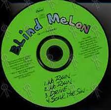 Rain Blind Melon Blind Melon No Rain Cd Single Ep Rare Records