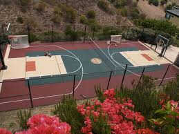 Backyard Tennis Courts by Gym Floors And Outdoor Courts Installations For Commercial