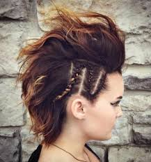 parting hair when braiding a ball 50 hottest prom hairstyles for short hair