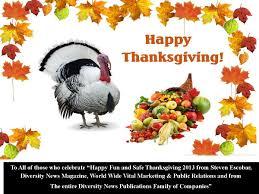 who celebrate thanksgiving holidays diversity news magazine published by diversity news