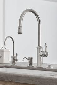 polished nickel kitchen faucet cf tkc davoli polishednickel1 polished nickel kitchen faucet