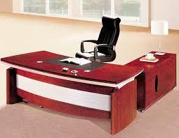 bureau du directeur bureau directeur avec retour en bois massif afrilux sa cameroun