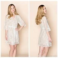 nightgowns for brides lace bridal robes sleepwear bridal lace sleepwear half