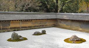 Ryoanji Rock Garden Ryōan Ji Real Japanese Gardens