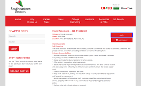 how to apply for winn dixie jobs online at winndixie com careers