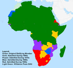 Morocco Map Africa by Morocco Recedes 32 Year Standoff To Join African Union Talk Africa
