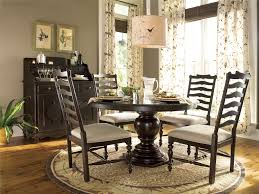 Round Pedestal Dining Room Table Universal Furniture Paula Deen Home Round Pedestal Table