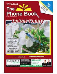 dekalb county phonebook 2013 2014 by kpc media group issuu