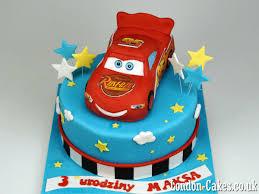 lightning mcqueen birthday cake lightning mcqueen birthday cake uk image inspiration of cake and