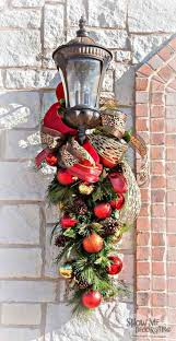 Christmas Decorations From Your Garden by 20 Best Amazing Christmas Decorating Ideas For Your Garden Images
