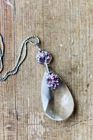 Diy Vintage Chandelier Jewelry L A N A R E D S T U D I O
