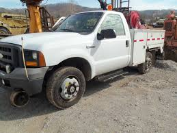 Ford F350 Service Truck - sterling rail trucks for sale