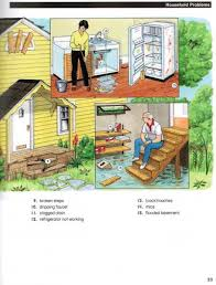 household repairs esl jigsaws