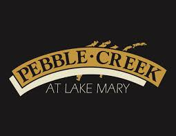 1 2 and 3 bedroom floor plans pebble creek at lake mary