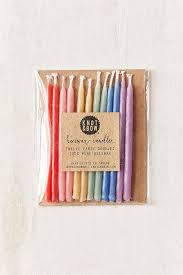 knot bow rainbow beeswax candle set outfitters