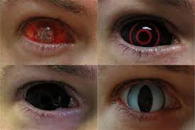 12 cheap prescription halloween contact lenses crazy
