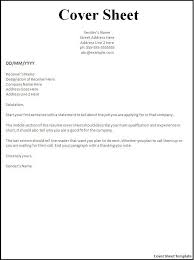 cover page template for resume physician assistant cover letter