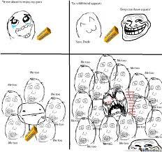 Memes Rage - rage meme gum by caramelpop meme center