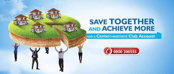 centeinvestment club savings account centenary bank uganda