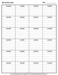 schedule planning template excel schedule template free