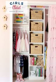 kid friendly closet organization best 25 little closet ideas on pinterest closet