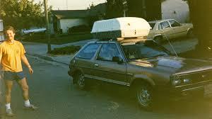 old subaru hatchback wcs june 2014