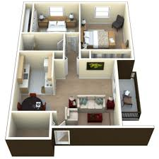 900 Square Foot House Plans by 2 Bed 1 Bath Apartment In Harrison Township Mi San Remo Villa