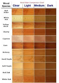 kitchen cabinet stain colors on oak kitchen cabinet stain color chart video and photos